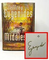 Jeffrey Eugenides - Middlesex - SIGNED 1st 1st - PULITZER Prize