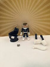 Marvel Minimates Series 48 Stretch Punch Mr Fantastic Cheap Worldwide Shipping