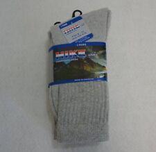 Bulk Lot of 300 Pairs Gray Crew Socks sz 9-11 (shoe size 4.5-7.5)