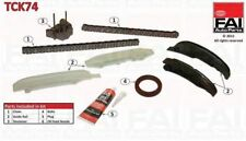 Kit catena distribuzione Superiore FAI AutoParts TCK74 BMW LAND ROVER