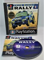 Colin McRae Rally Video Game for Sony PlayStation PS1 PAL TESTED