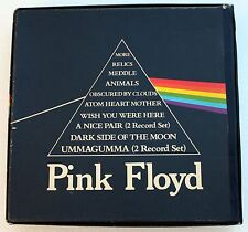 Pink Floyd Australia 10 LP EMI CBS box set rare vinyl record Waters Gilmour