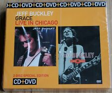 Jeff Buckley - Grace - Live in Chicago - CD + DVD (2008) - A New Set - In Wrapps