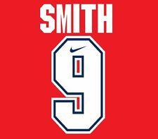 Smith #9 Arsenal Camisa de fútbol local para hogar 1994-1995
