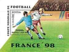 Timbre Sports Football Laos BF140 ** lot 9155