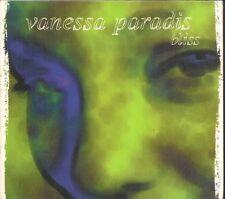 CD DIGIPACK ALBUM 13 TITRES--VANESSA PARADIS--BLISS--2000