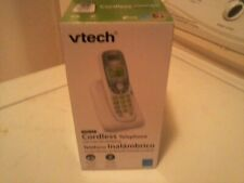 New - Vtech DECT6.0 Cordless Phone with Caller ID/Call Waiting - White #CS6114