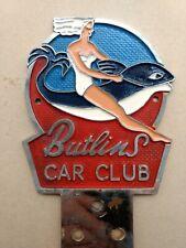 More details for butlins car club badge