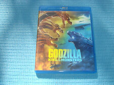 Godzilla: King of The Monsters 2Pc (Dvd and Blu-Ray, 2019)