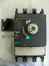 SCHNEIDER Electric 630 amp triple pole mccb nsx630na