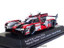 Audi R18 RP6 Le Mans 2016 1:43 Nr. 7 5021600231 Fässler Lotterer Treluyer
