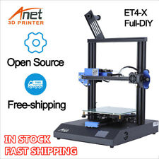 Anet ET4X 3D Printer 220*220*250mm High Precision Resume Printing Desktop DIY B*