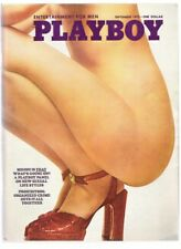 Playboy September 1973 / Geri Glass / The Naked Ape / New Sexual Lifestyles