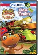 Dinosaur Train: I Love Trains [New DVD]