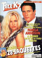 *Mag TELE K7 1995: PAMELA ANDERSON_ROB ESTES_DOMINIQUE BLANC_JANE SEYMOUR