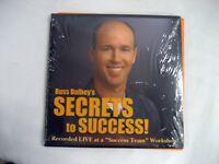 "NEW DVD Russ Dalberg's ""Secrets to Success - Making Money w/cash flow notes"""