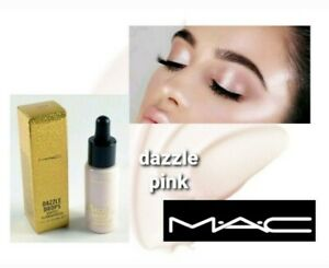 MAC Dazzle Drops Highlighter *DAZZLEPINK* / 1 fl oz / NIB