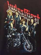 RARE Vintage 1988 Judas Priest Ram It Down Tour T-shirt Size M