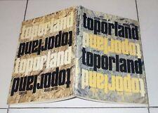 Roland Topor TOPORLAND - Balland Prima edizione 1977