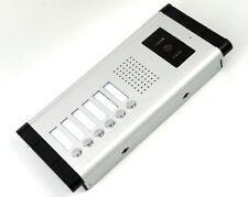 6 Apartment  IR Night Vision Camera Color Video DoorPhone Intercom Door bell