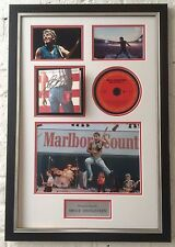 Bruce Springsteen FRAMED Autograph GENUINE Signed Born In The USA AFTAL COA (D)