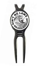 White Claw Hard Seltzer Logo Golf Ball Marker + Divot Tool
