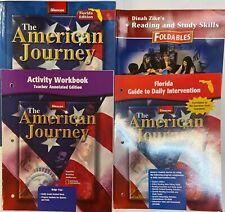 Middle School American Journey U.S. History Curriculum Homeschool Grades 6-8
