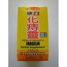 High Strength Fargelin 36 Pills (Hemorrhoid Treatment)