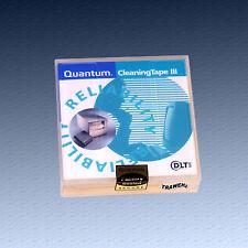 Quantum THCHC-02, DLT III Cleaning Cartridge, Reinigungskassette, NEU & OVP