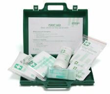 First Aid Kit 10 Ten Person HSE Compliant Work Safety Office Industrial Factory