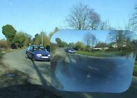 Reversing Wide Angle Lens Car Vehicle 25X20 CM Rear Window Parking Fresnel Thin