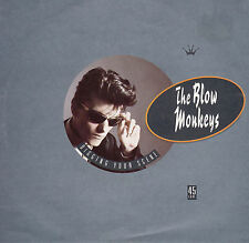 THE BLOW MONKEYS Digging Your Scene / I Backed A Winner (In You) 45