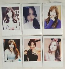 (6) AoA Ace of Angels Mina Min a Fan Polaroid Photo Set