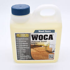 WOCA Holzbodenseife natur 1l für...