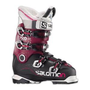 Salomon X-Pro x80 W Dames Bottes de Ski Shell Coupe Ajustée 3D Sport