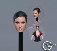 1/6 Female Killer Head Sculpt PVC GACTOYS GC022C F Woman Action Body