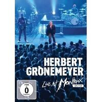 HERBERT GRÖNEMEYER - LIVE AT MONTREUX 2012  DVD BEST OF DEUTSCH POP NEU