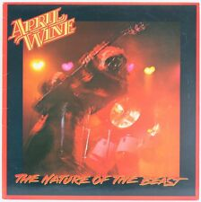 The Nature Of The Beast  April Wine Vinyl Record