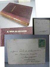 Veillées de Chasse Provenance Puvis de Chavannes Peinture Rueille ,Champagnat