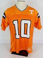 Colosseum Mens M Tennessee Volunteers Football Jersey Orange #10 NCAA College