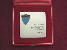 SFRY YUGOSLAVIA - FOOTBALL ASSOCIATION OF YUGOSLAVIA - PLAQUE