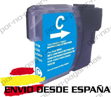 1 CARTUCHO COMPATIBLE CIAN NonOem BROTHER LC980 LC1100 DCP-165C DCP165C