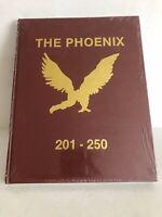 Louis Tannen The Phoenix Issue 201-250 Magic Magazine, HC Book