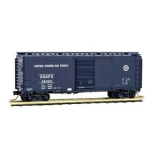 US Air Force 40' Standard Boxcar Single Door MicroTrains MTL #020 00 447 N-Scale