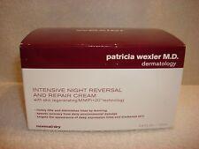 Bath Body Works Patricia Wexler Intensive Night Reversal and Repair Cream 3.4 oz
