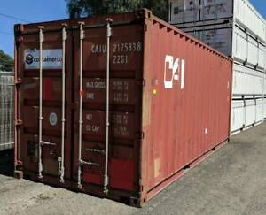 20FT Shipping Container - Inc GST and Delivery to Orange NSW!