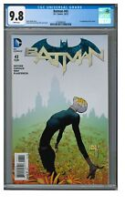 Batman #43 (2015) New 52 1st Mr. Bloom CGC 9.8 White Pages FF301