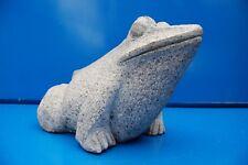 Großer Frosch aus Granit   30 x 20 x 20 cm