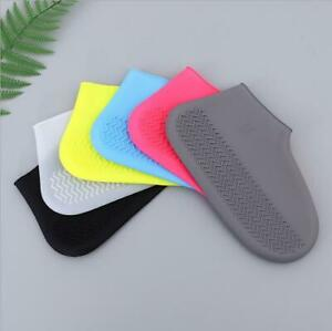 Reusable Silicone Overshoes | Waterproof Shoe Covers | Non-slip Boot Protector