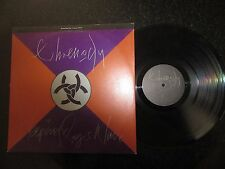 "SLEEPING DOGS WAKE ""THRENODY"" 1990 UK LP TPLP27 (INDUSTRIAL)"